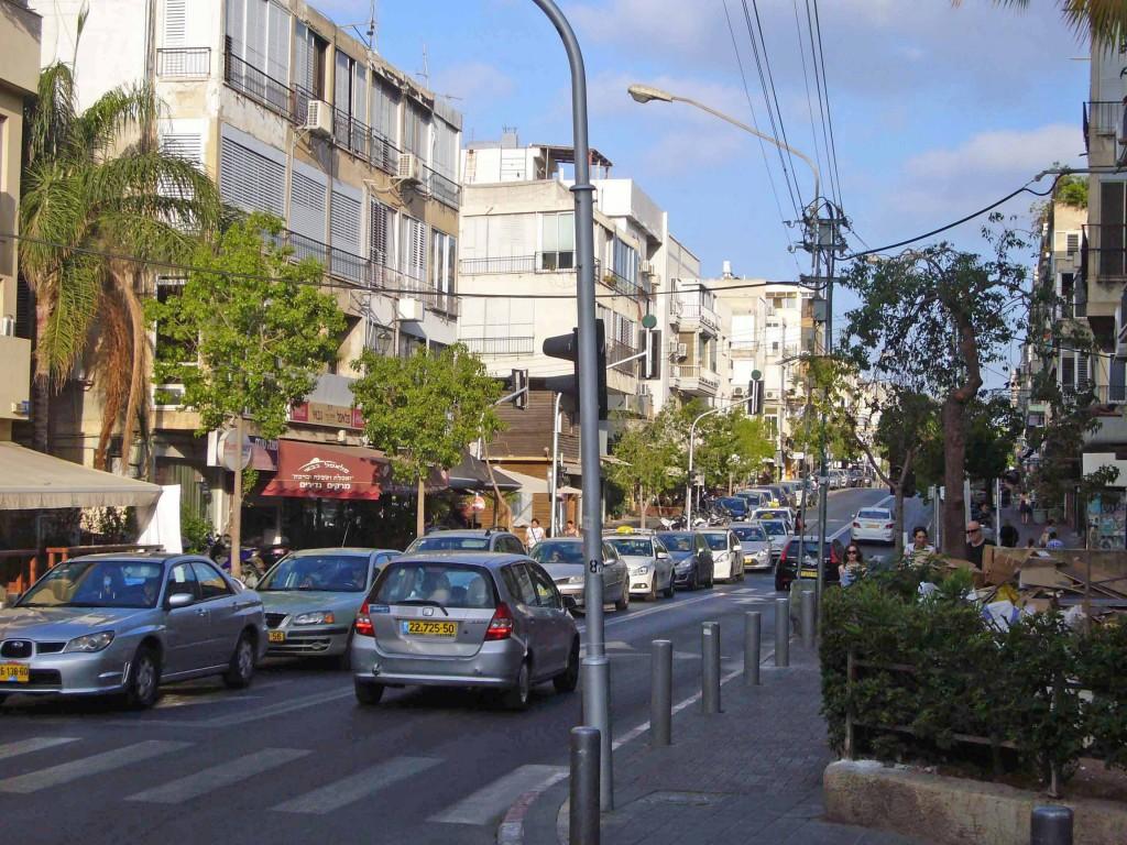 yafo street