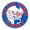 The Toledo Ticket Company Logo