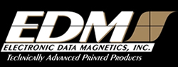 Electronic Data Magnetics, Inc. Logo